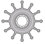 Johnson Impeller 812B