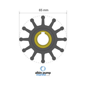Premium Impeller kit PN 06-01-018