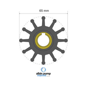 Premium Impeller kit PN 06-01-019
