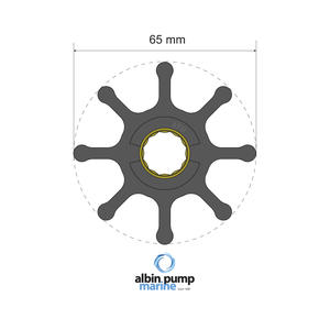 Premium Impeller kit PN 06-01-021