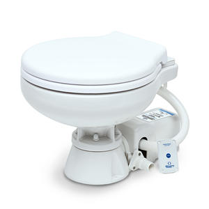 Marine Toilet Standard Electric EVO Compact Low 24V