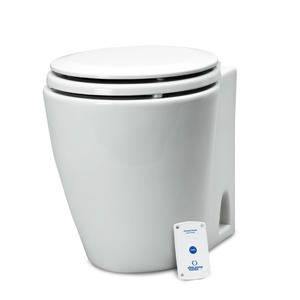 Design Marine Toilet Standard Electric 12V