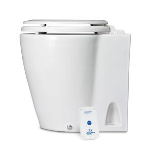 Design Marine Toilet Standard Electric 24V