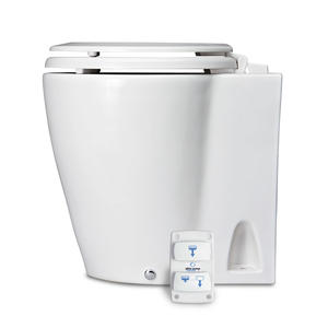 Design Marine Toilet Silent Electric 12V